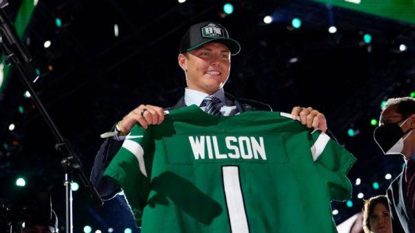 Zach Wilson Draft Jets