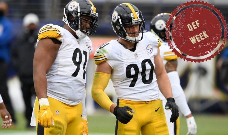 Steelers pass-rush