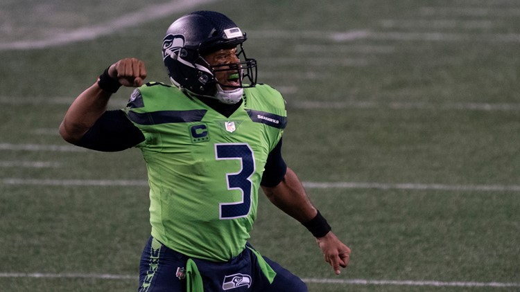 Russell Wilson Seahawks