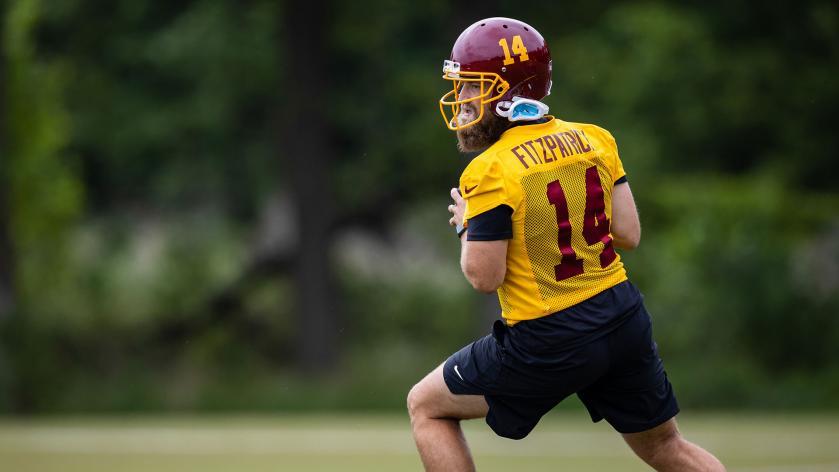 Ryan Fitzpatrick Washington