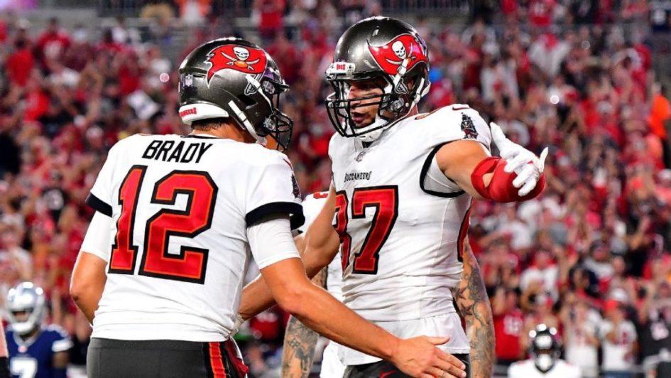 Brady et Gronk