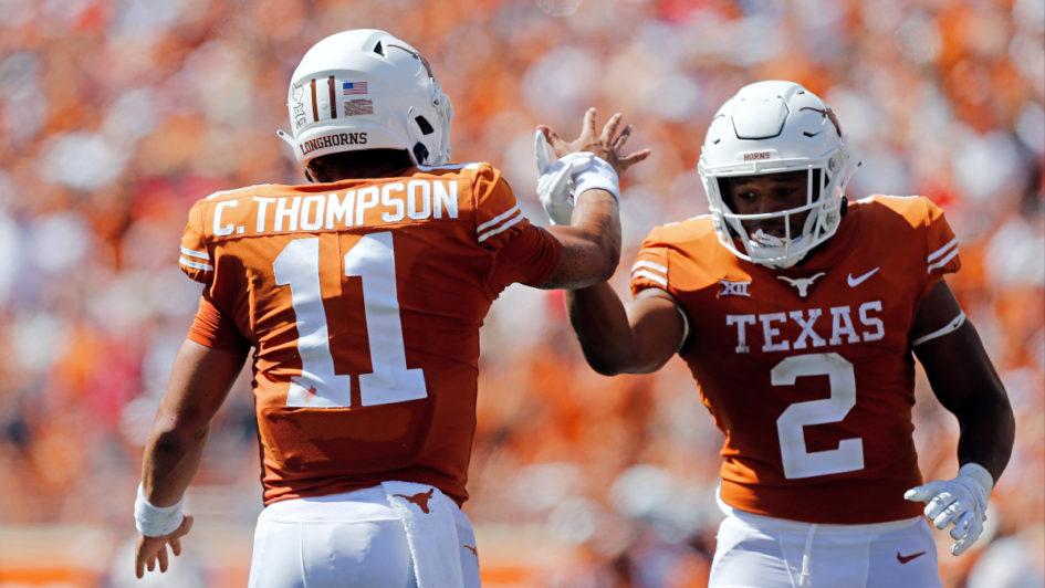 Casey Thompson - Texas