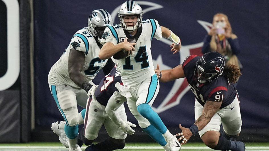 Texans vs Panthers