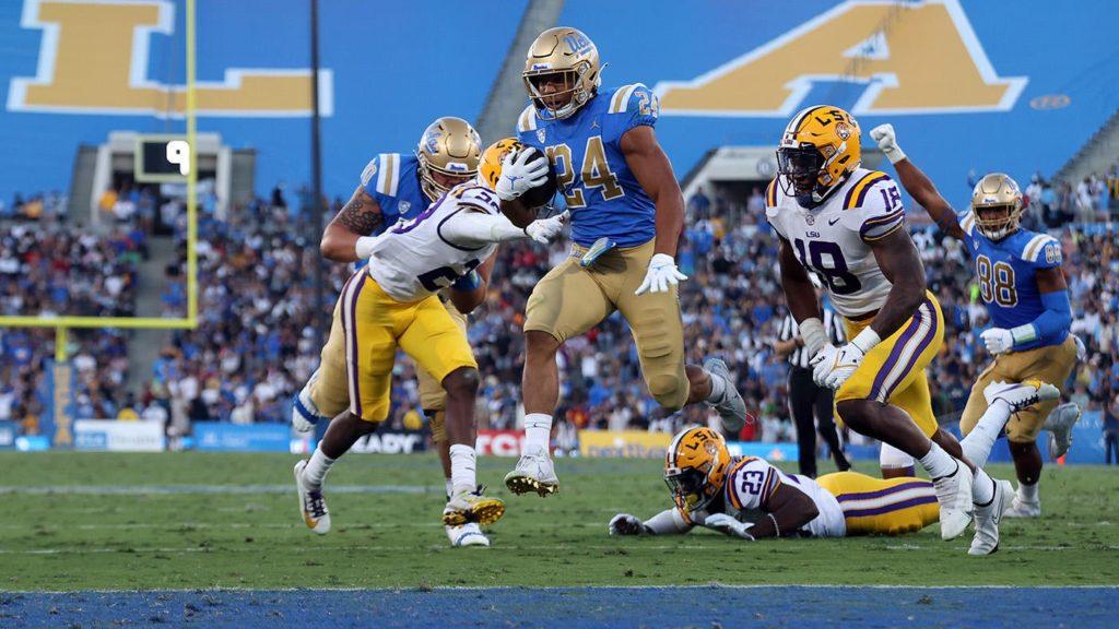 UCLA vs LSU