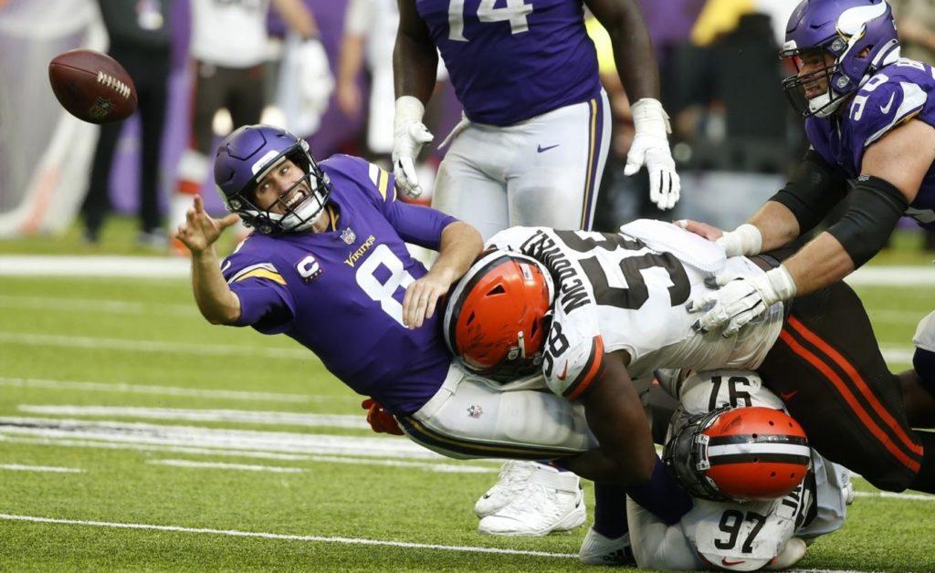 Browns vs Vikings