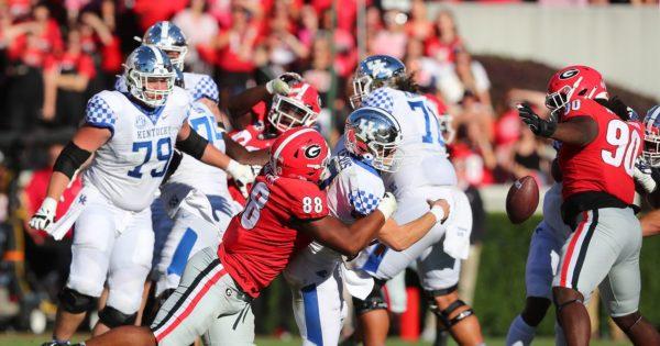 Georgia vs Kentucky